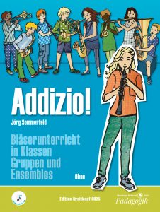 Addizio! Schülerausgabe Oboe
