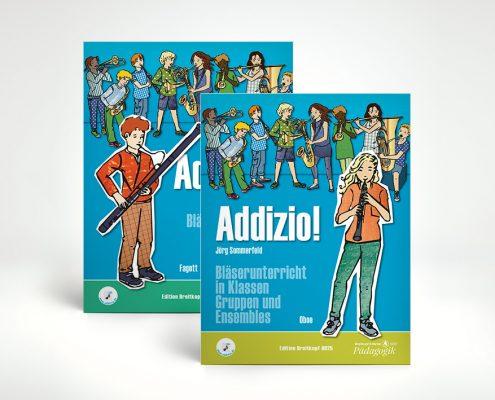 Addizio! Oboe und Fagott