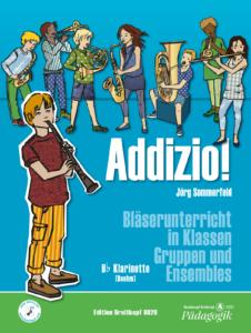 Addizio! Schülerheft Boehm-Klarinette